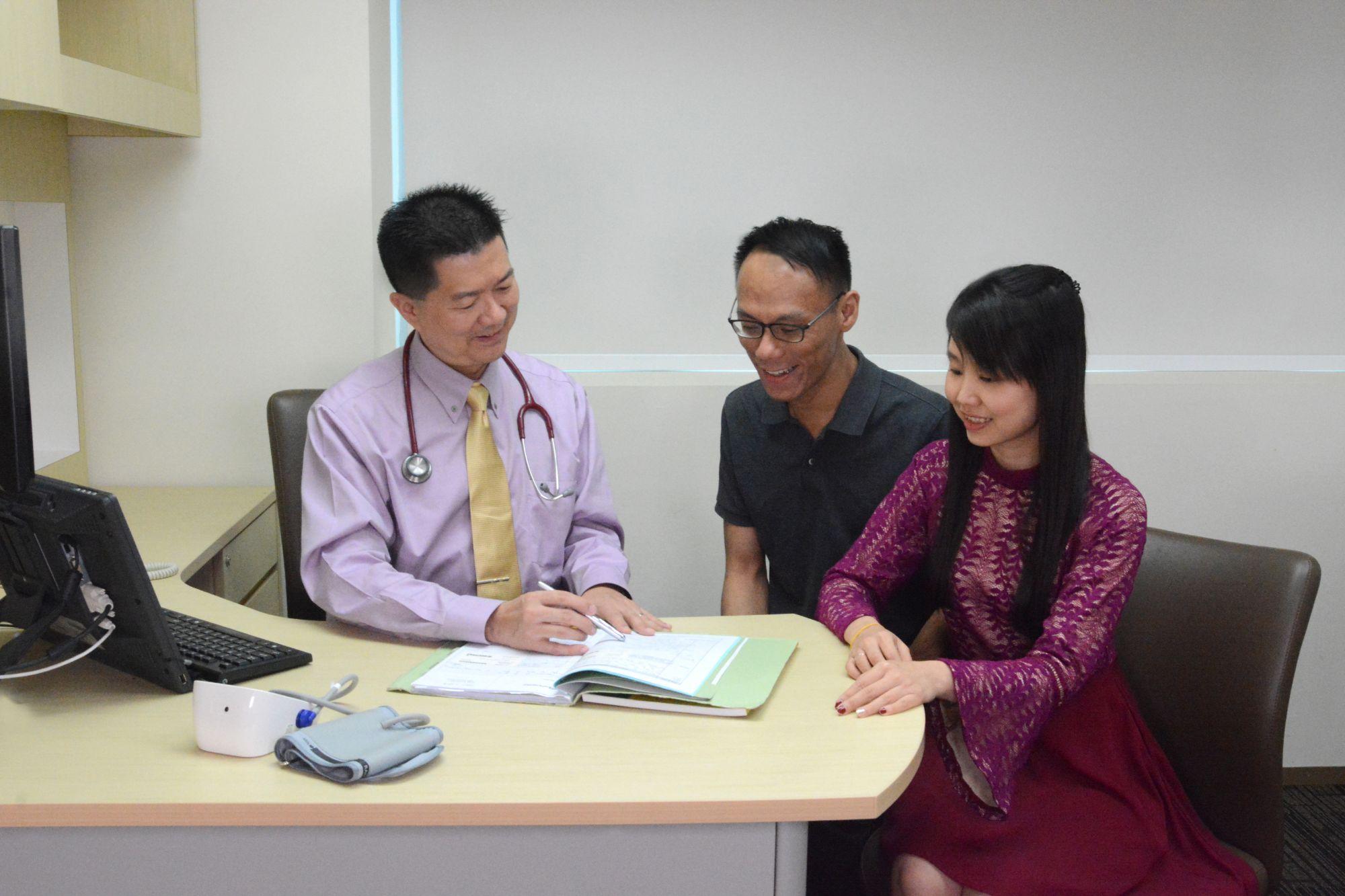 Bác sĩ Gia Đình - Quản Gia Sức Khỏe Gia Đình