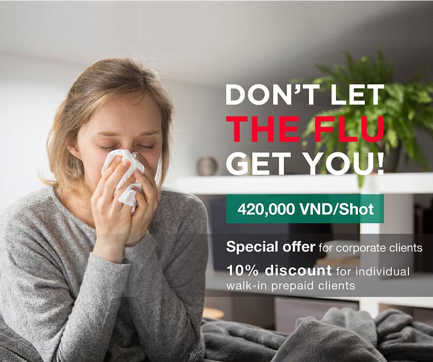 Flu vaccine 2019 – 2020 is available at Raffles Medical