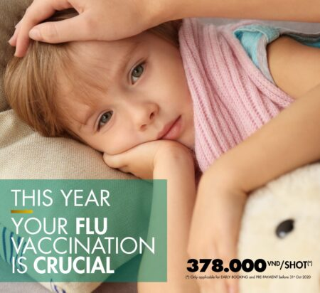 Book 2020-2021 Flu Vaccination Now!