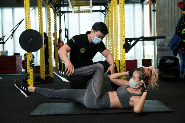 Choose exercises that suit your health and body