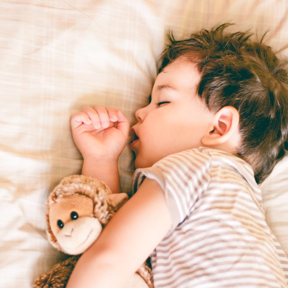 Bí quyết để có giấc ngủ ngon cho bé yêu