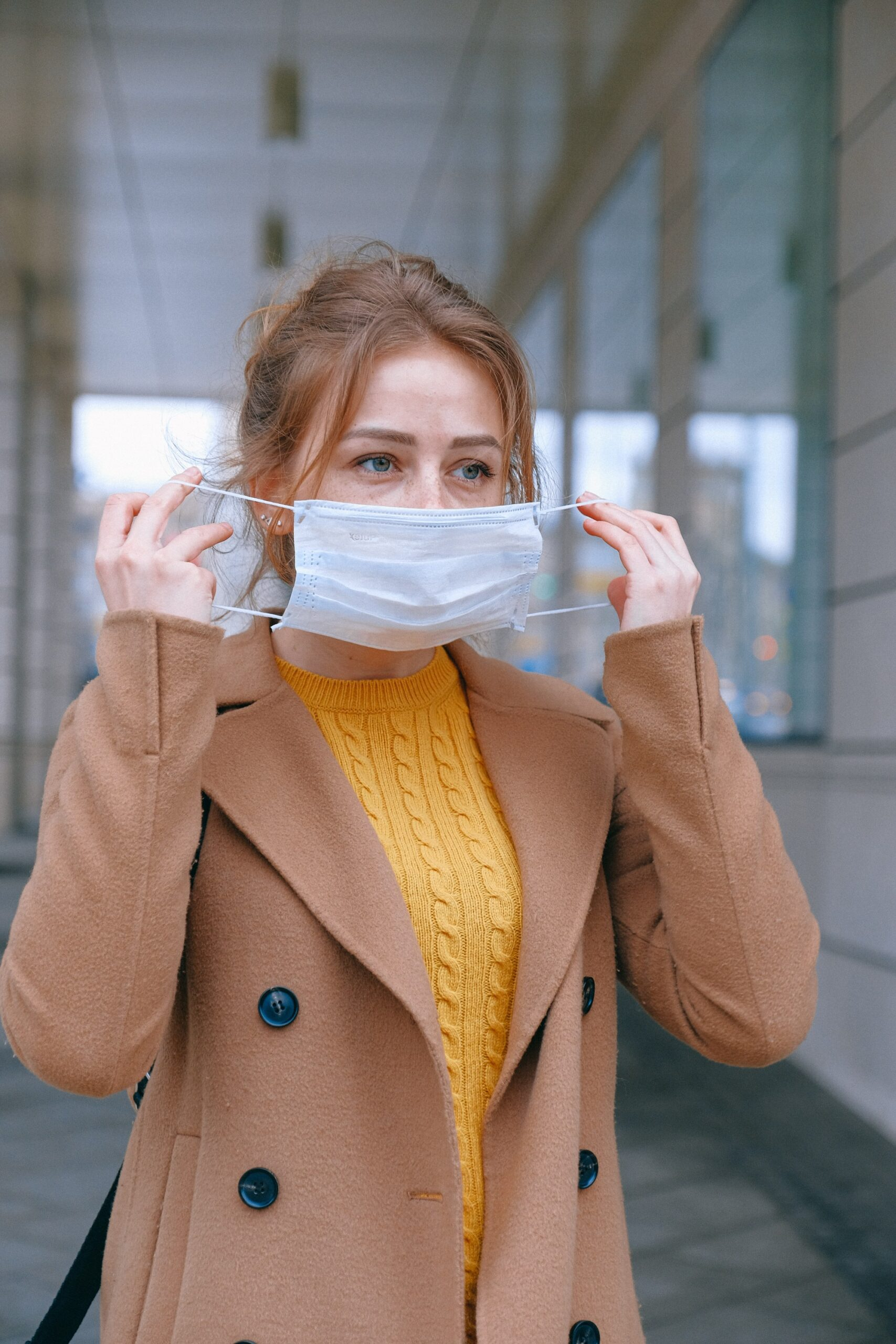 HOW TO PREVENT ORAL & SKIN PROBLEMS FROM MASK-WEARING